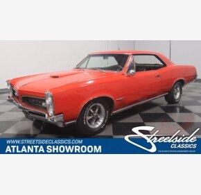 1967 Pontiac GTO for sale 100975636