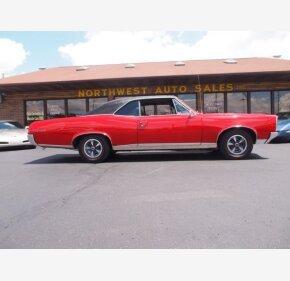 1967 Pontiac GTO for sale 101000366