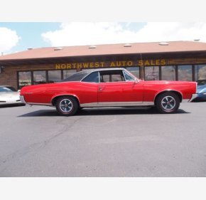 1967 Pontiac GTO for sale 101000366