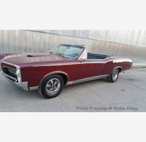 1967 Pontiac GTO for sale 101058239
