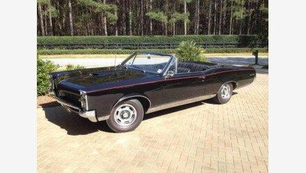 1967 Pontiac GTO for sale 101062195