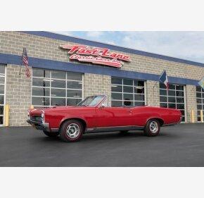 1967 Pontiac GTO for sale 101074810