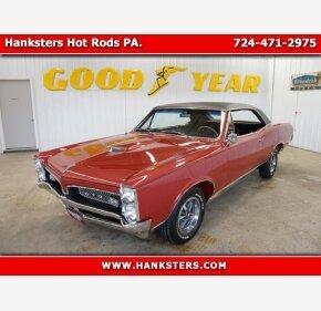 1967 Pontiac GTO for sale 101114485