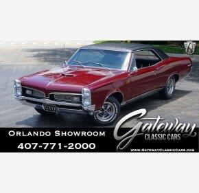 1967 Pontiac GTO for sale 101142472