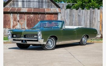 1967 Pontiac GTO for sale 101169247