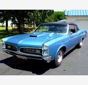 1967 Pontiac GTO for sale 101176505