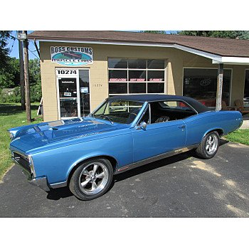 1967 Pontiac GTO for sale 101179498