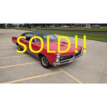 1967 Pontiac GTO for sale 101184804