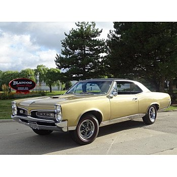1967 Pontiac GTO for sale 101193834