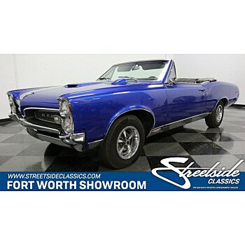 1967 Pontiac GTO for sale 101204542