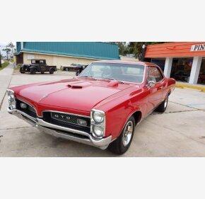 1967 Pontiac GTO for sale 101210040