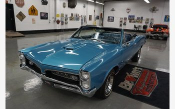 1967 Pontiac GTO for sale 101219941