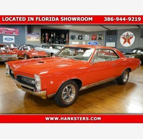 1967 Pontiac GTO for sale 101221745