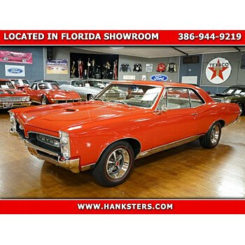 1967 Pontiac GTO for sale 101221745