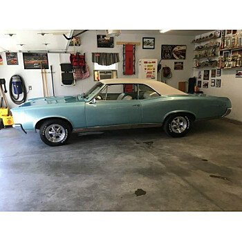 1967 Pontiac GTO for sale 101230685