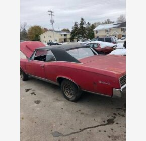 1967 Pontiac GTO for sale 101234083