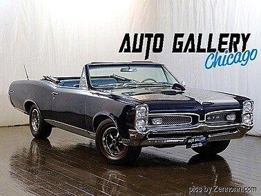 1967 Pontiac GTO for sale 101235550
