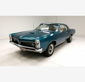 1967 Pontiac GTO for sale 101237061
