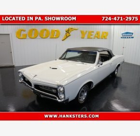 1967 Pontiac GTO for sale 101255817