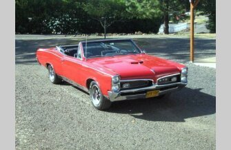 1967 Pontiac GTO for sale 101267076