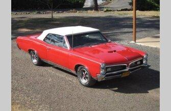 1967 Pontiac GTO for sale 101267076