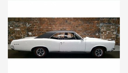 1967 Pontiac GTO for sale 101276017