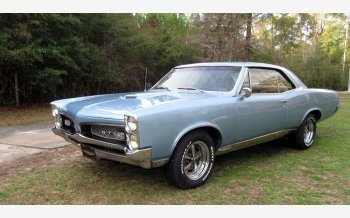 1967 Pontiac GTO for sale 101276271