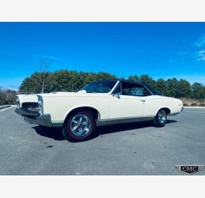 1967 Pontiac GTO for sale 101278066