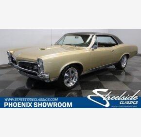 1967 Pontiac GTO for sale 101283820
