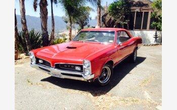 1967 Pontiac GTO for sale 101285045