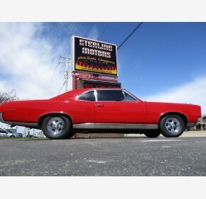 1967 Pontiac GTO for sale 101296988