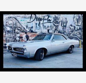 1967 Pontiac GTO for sale 101300597