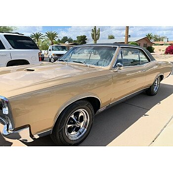 1967 Pontiac GTO for sale 101305935