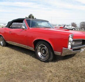1967 Pontiac GTO for sale 101307628