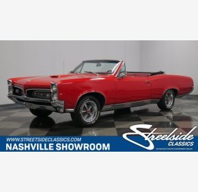 1967 Pontiac GTO for sale 101351307