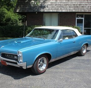1967 Pontiac GTO for sale 101371280