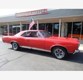 1967 Pontiac GTO for sale 101372233