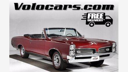 1967 Pontiac GTO for sale 101373708