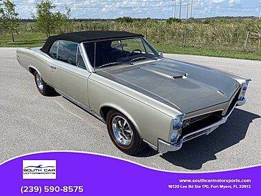 1967 Pontiac GTO for sale 101378377