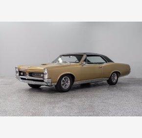 1967 Pontiac GTO for sale 101387592