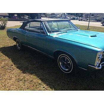 1967 Pontiac GTO for sale 101390144