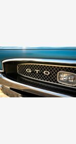 1967 Pontiac GTO for sale 101405978