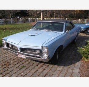 1967 Pontiac GTO for sale 101425537