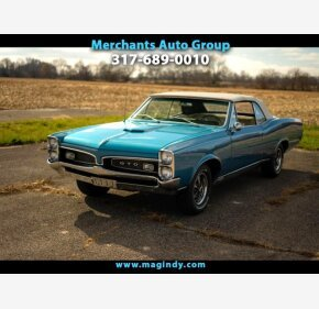 1967 Pontiac GTO for sale 101432567