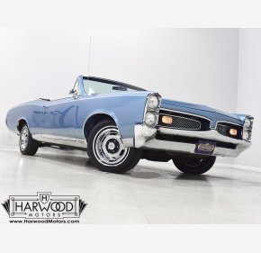 1967 Pontiac GTO for sale 101435602