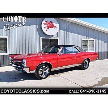 1967 Pontiac GTO for sale 101458787