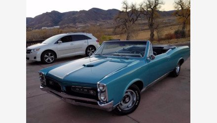 1967 Pontiac GTO for sale 101492689