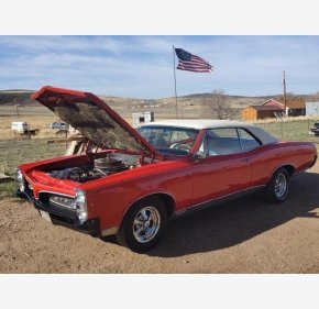 1967 Pontiac GTO for sale 101499207