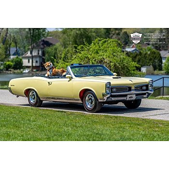 1967 Pontiac GTO for sale 101527071