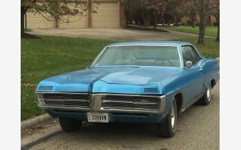 1967 Pontiac Grand Prix Coupe for sale 100959569